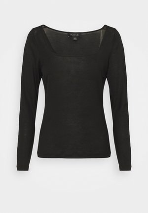 CASPIAN - Long sleeved top - black