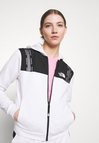 The North Face - FULL ZIP - Summer jacket - white - 3
