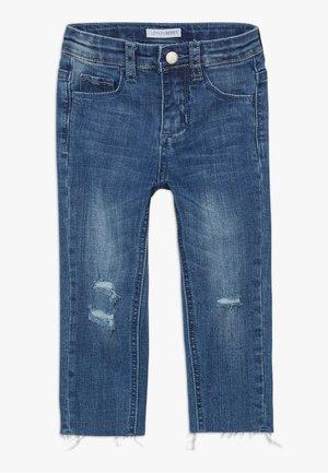 SMALL GIRLS PANTS - Jeans Skinny Fit - dark blue