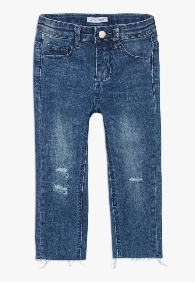 SMALL GIRLS PANTS - Jeans Skinny Fit - dark blue