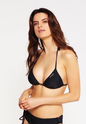 SANTHIA - Bikiniyläosa - black