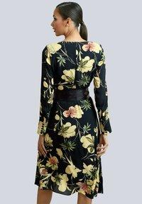 Alba Moda - Day dress - schwarz/rosé - 2