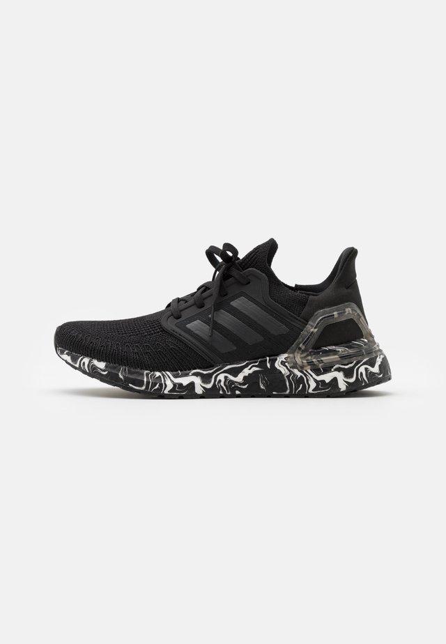 ULTRABOOST 20 PRIMEKNIT RUNNING SHOES - Neutrální běžecké boty - core black/footwear white