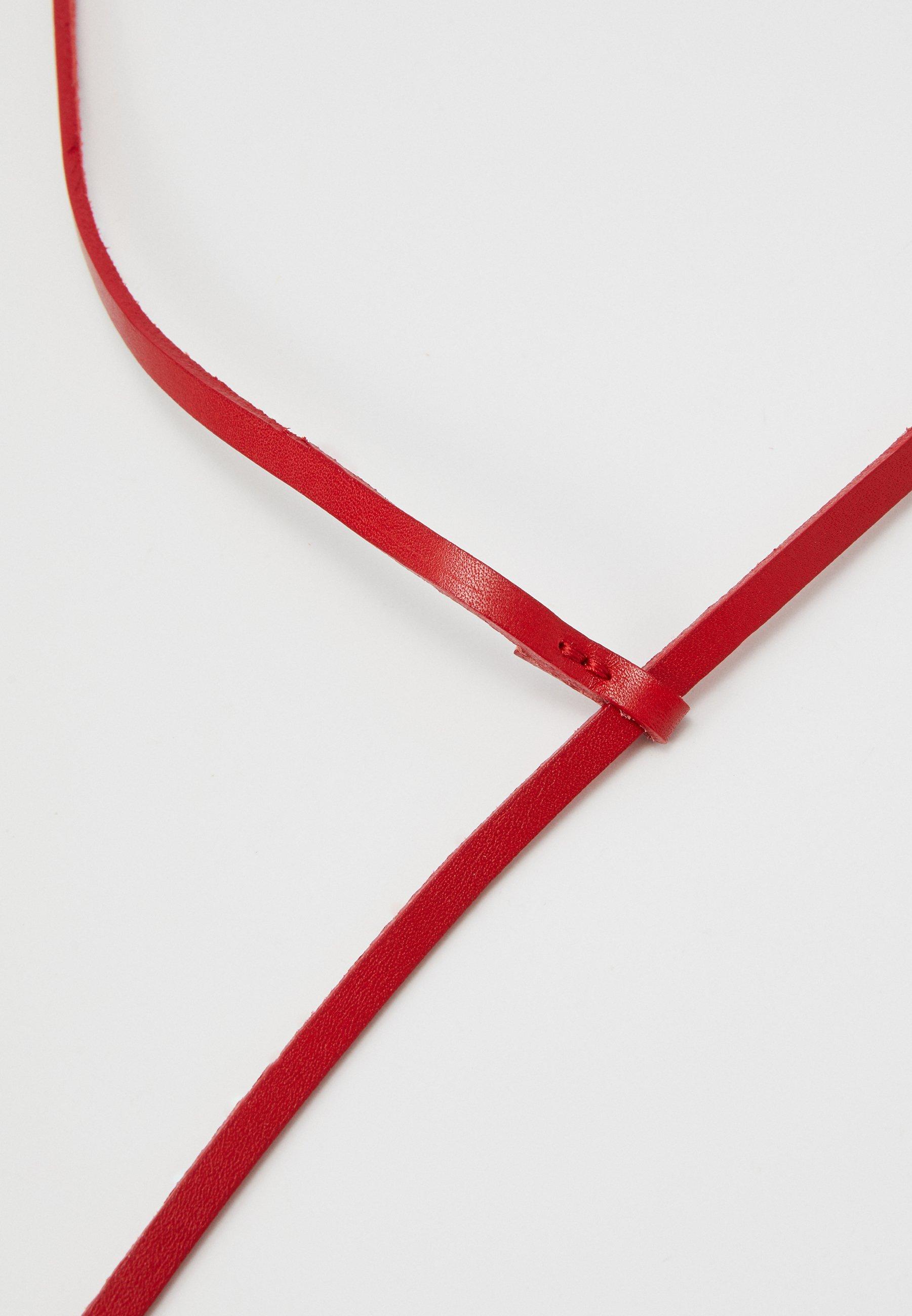Vanzetti Belte - rot/rød DfLwkR1rdxwmBPJ