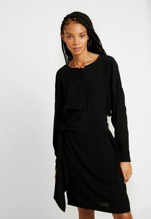 GIULIETA - Košilové šaty - noir