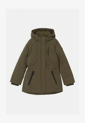 TAGNA - Winter coat - ultra army