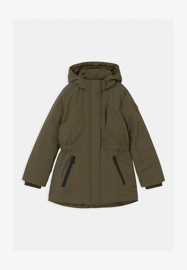TAGNA - Winter coat - ultra army