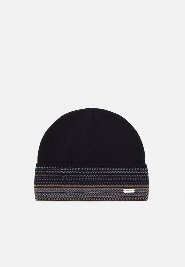 CARSTEN HAT UNISEX - Berretto - dark navy