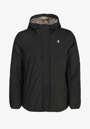 Winter jacket - black  pure