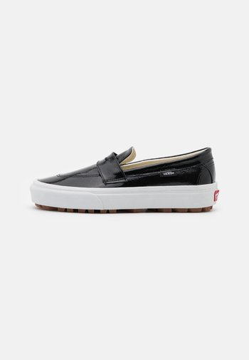 STYLE - Trainers - black/true white