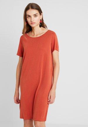 VITRINY DRESS - Jersey dress - ketchup