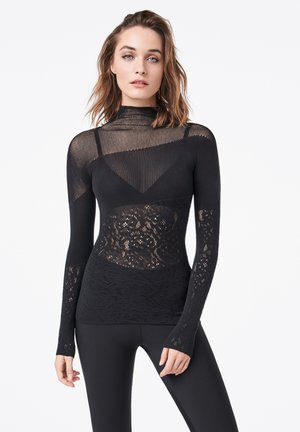 POISON DART NET - Jumper - black