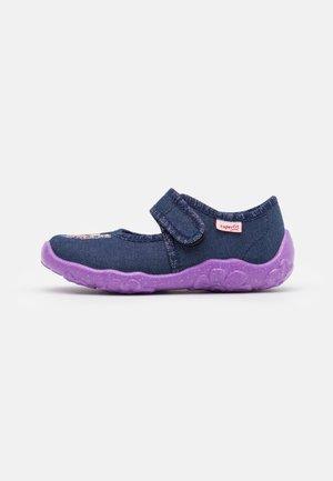 BONNY - Pantofole - blau