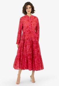 Apart - Shirt dress - pink - 0