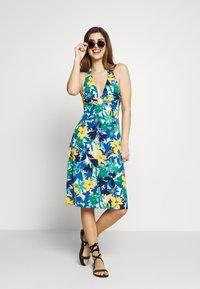 Women Secret - DRESS - Doplňky na pláž - blue - 1