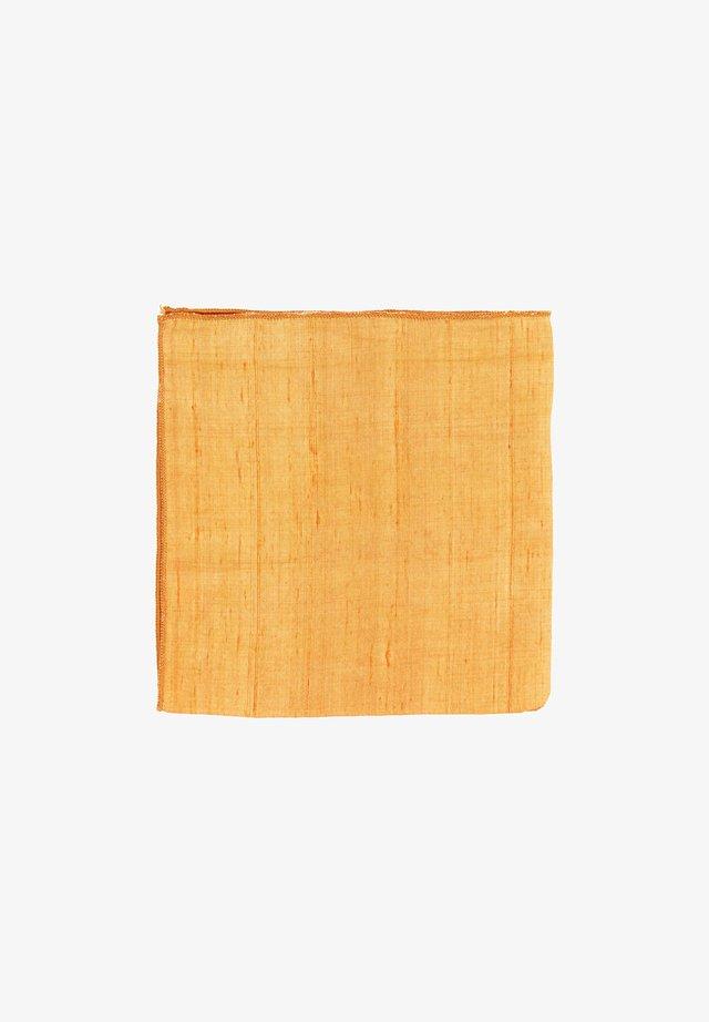 GARFILED - Pocket square - orange