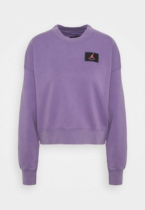 FLIGHT CREW - Sweatshirt - wild violet