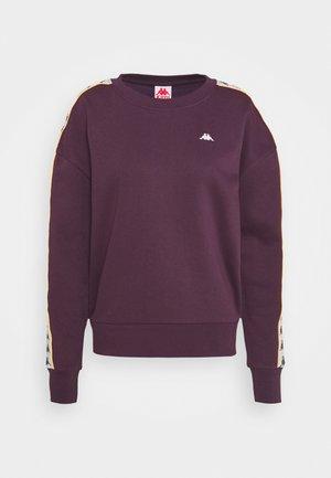 HANKA - Sweatshirt - hortensia