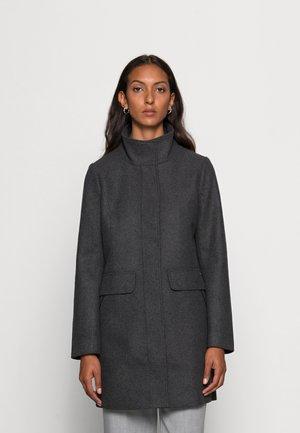 LOOK COAT - Classic coat - shale grey melange