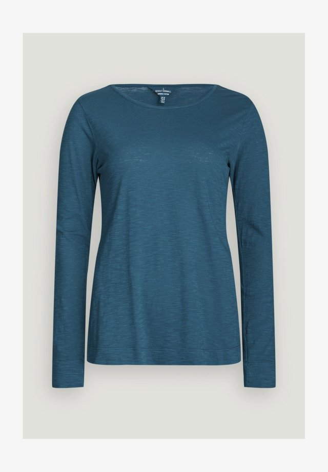 Långärmad tröja - blue