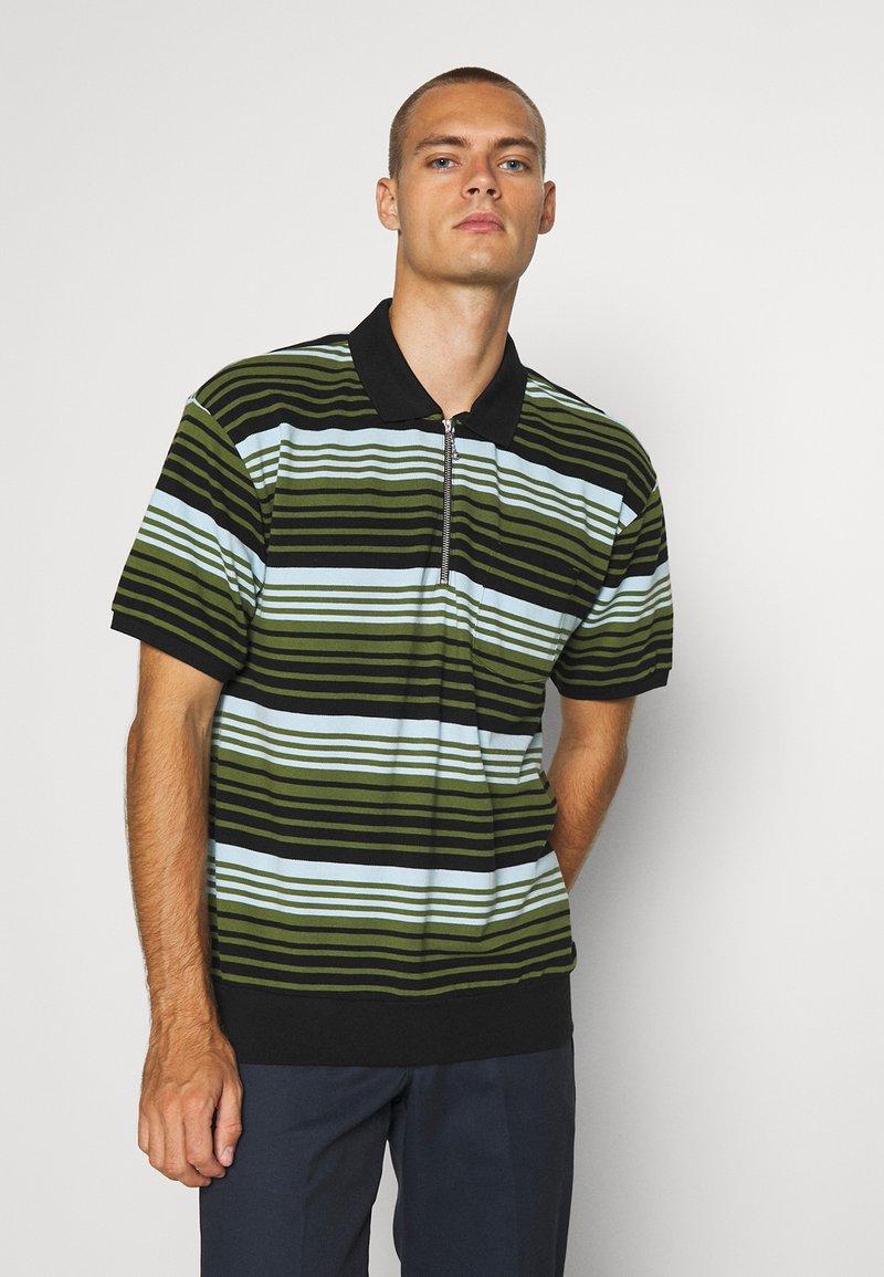Obey Clothing - ESTATE - Polo shirt - black/multi