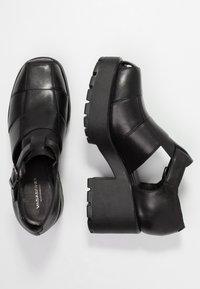 Vagabond - DIOON - Ankelstøvler - black - 3