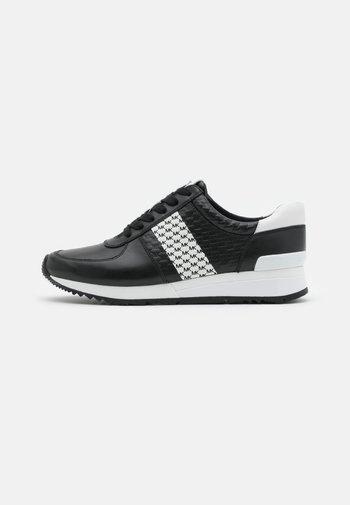 ALLIE WRAP TRAINER - Zapatillas - black