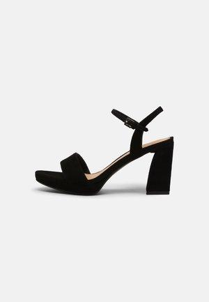 VISTA STRAP - Sandale - black