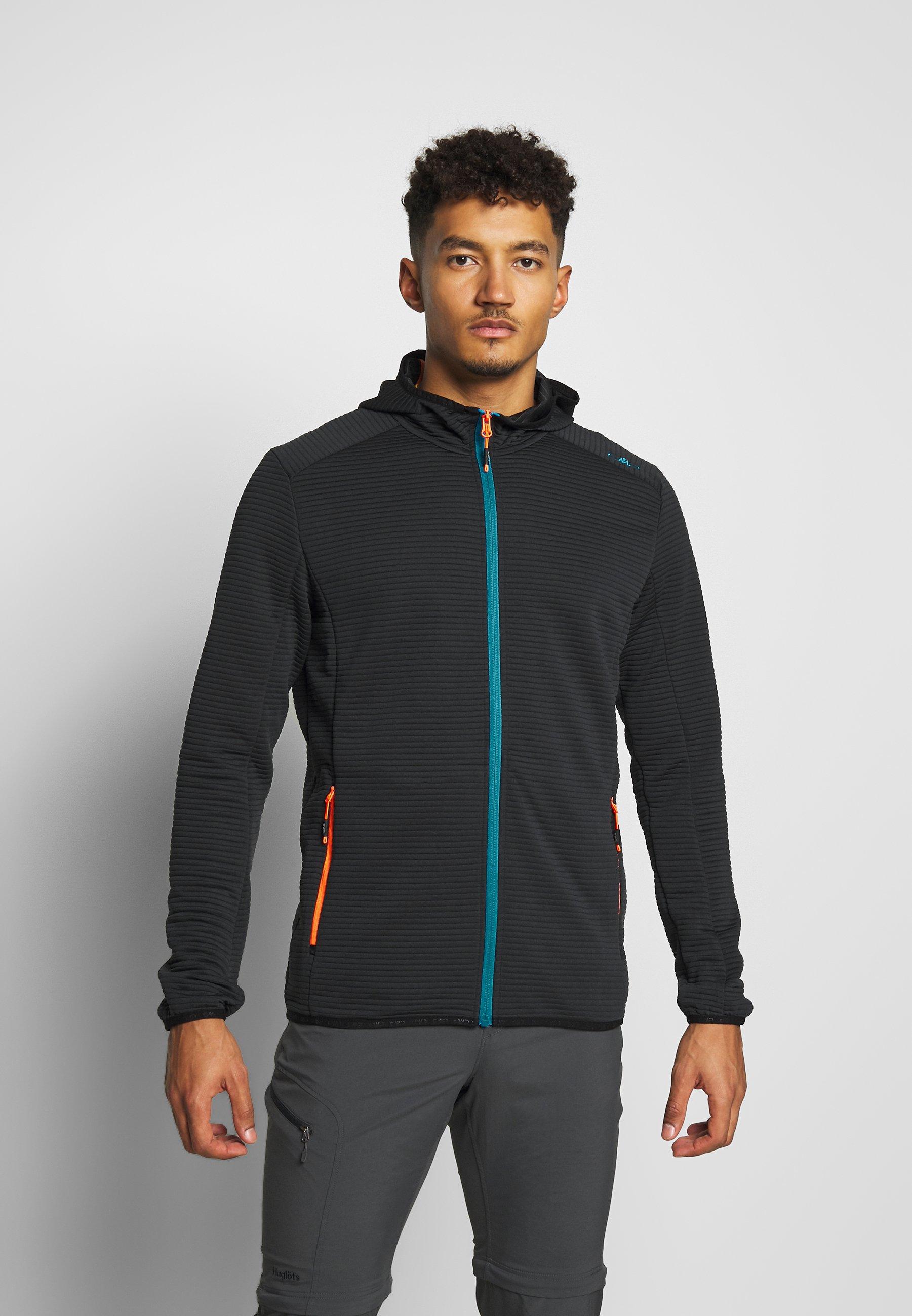 Men MAN JACKET FIX HOOD - Training jacket
