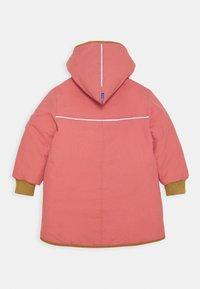 Finkid - LIKKA TUPPI - Hardshell jacket - rose/cinnamon - 1