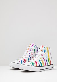Converse - CHUCK TAYLOR ALL STAR - Baskets montantes - white/black - 3