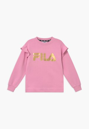 LARA LOGO CREW - Sweatshirt - light pink