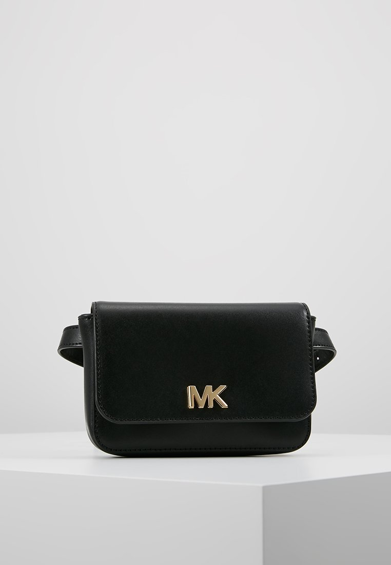 MICHAEL Michael Kors - MOTT BELT BAG - Rumpetaske - black