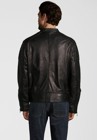 Capitano - IOWA - Leather jacket - black - 2