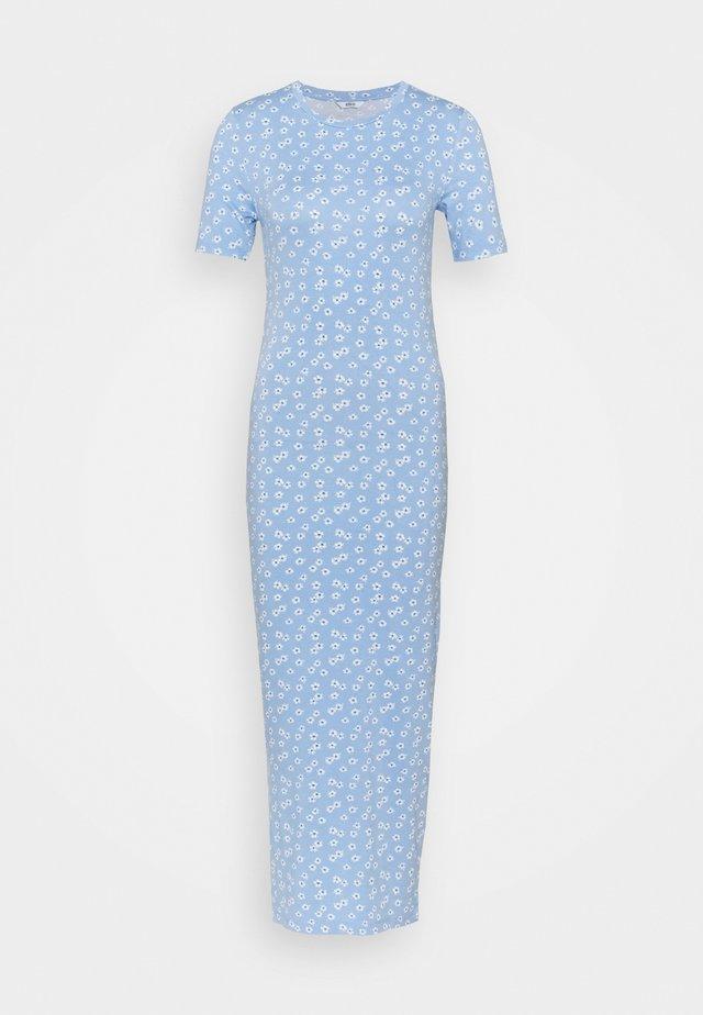 ENZOE DRESS - Sukienka z dżerseju - burnet rose
