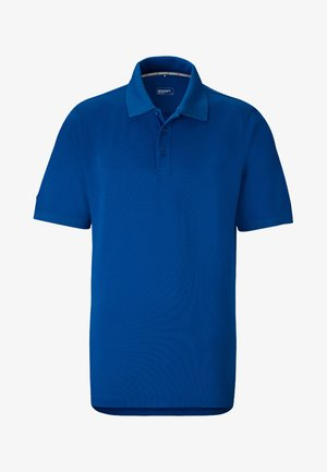 Polo shirt - seeblau