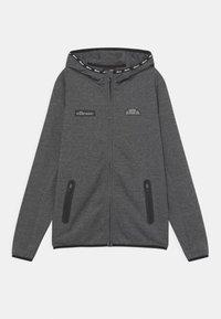 Ellesse - TELIO HOODY UNISEX - Training jacket - dark grey - 0