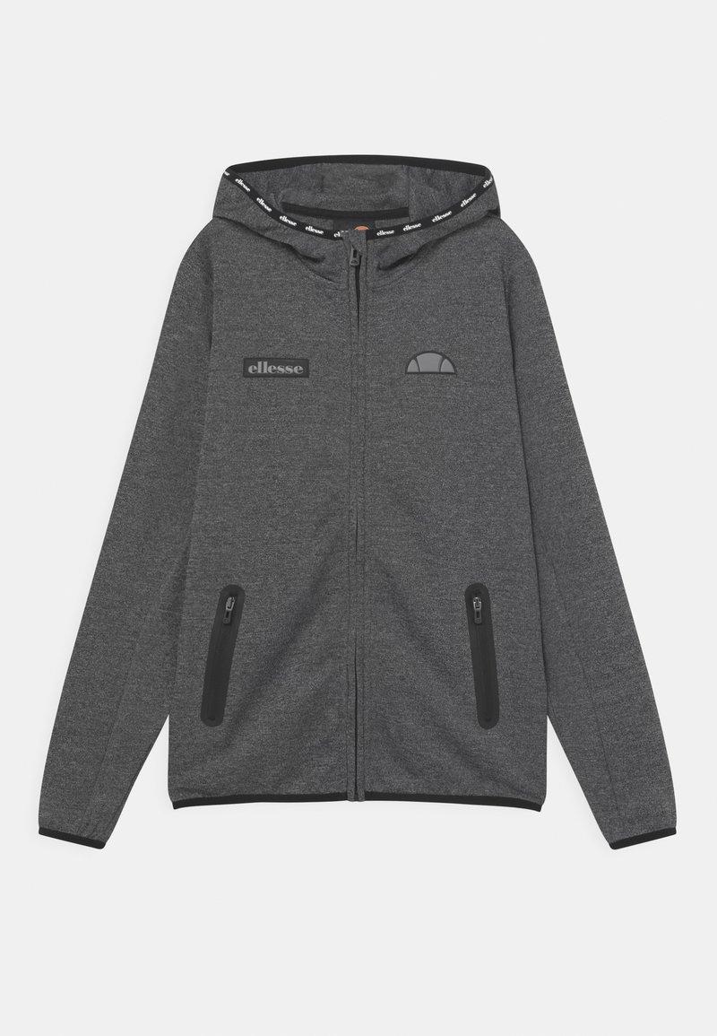 Ellesse - TELIO HOODY UNISEX - Training jacket - dark grey