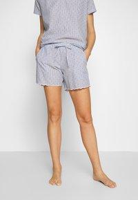 Esprit - CORRIE - Pyjamasbukse - blue lavender - 0