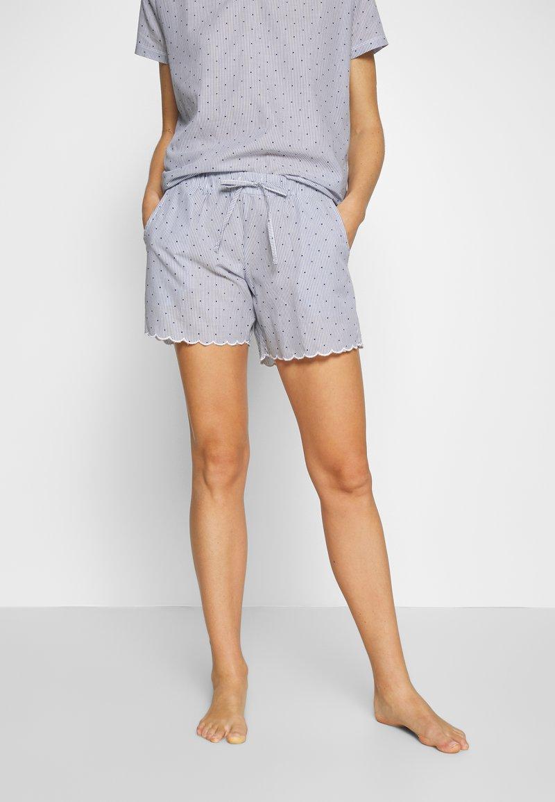 Esprit - CORRIE - Pyjamasbukse - blue lavender
