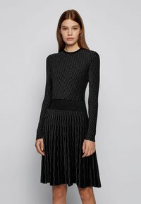 BOSS - Jumper dress - black - 0