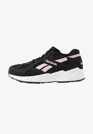 AZTREK - Sneaker low - black/pink/white
