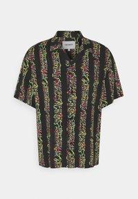 Carhartt WIP - TRANSMISSION SHIRT - Shirt - black - 0