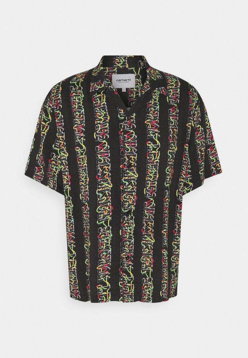 Carhartt WIP - TRANSMISSION SHIRT - Shirt - black