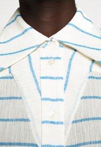 Victoria Victoria Beckham - Button-down blouse - sky blue - 5