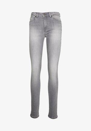 JENA - Skinny džíny - light grey melange