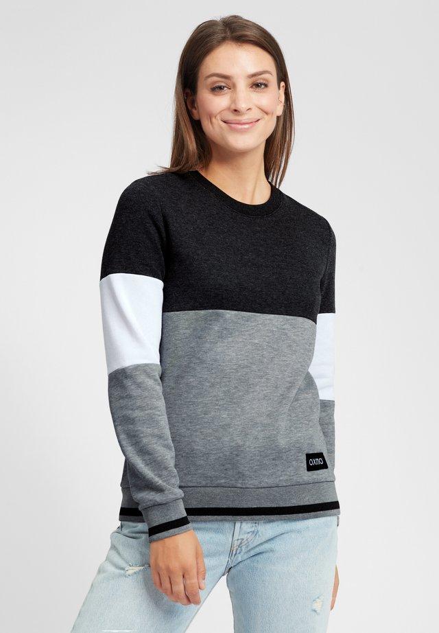 OMAYA - Sweater - black