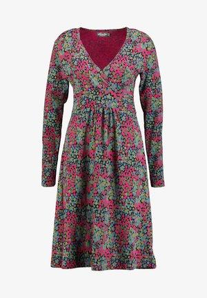 ORGANIC BETH DRESS - Jersey dress - army berrygood
