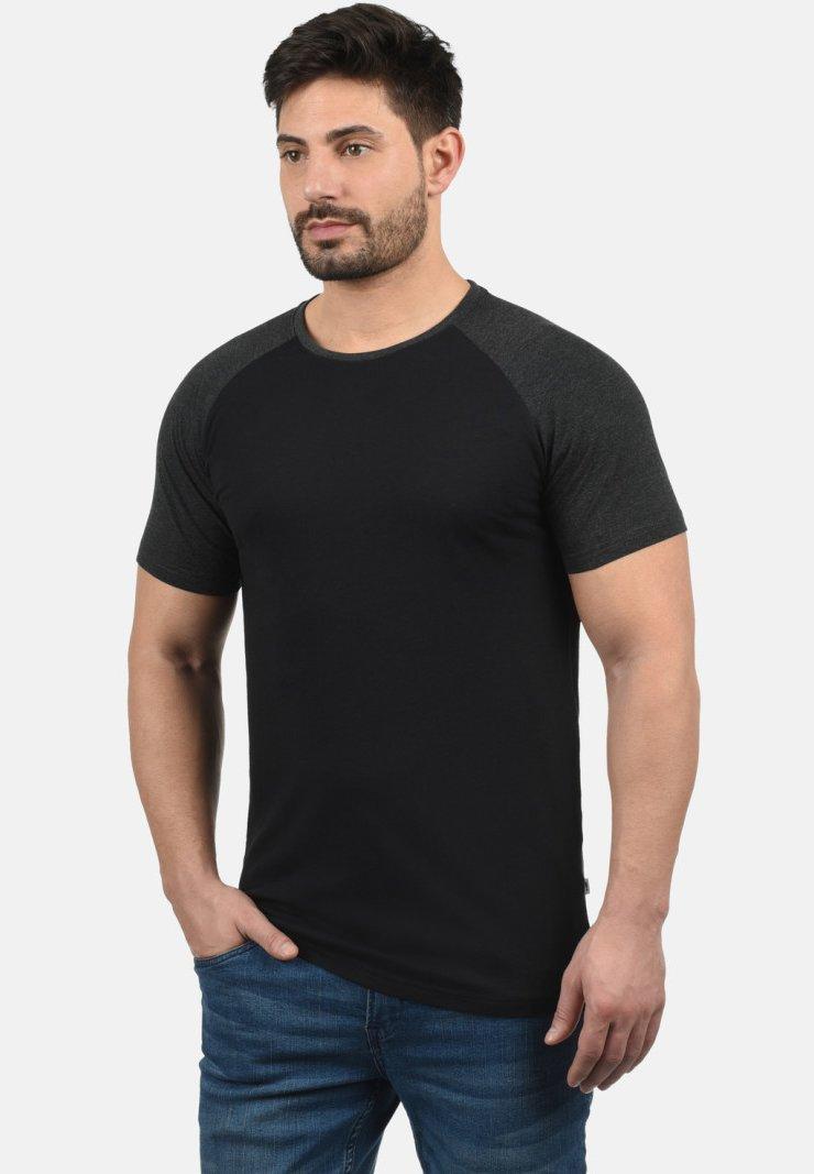 Homme RUNDHALSSHIRT BASTIAN - T-shirt basique