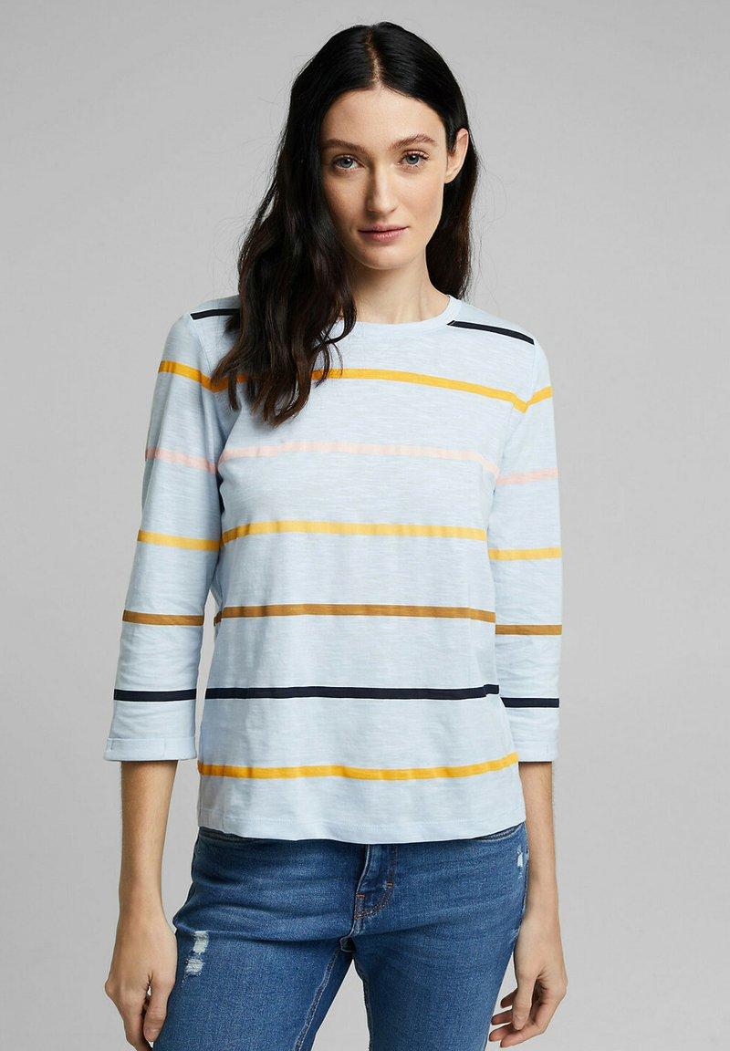 Esprit - Long sleeved top - pastel blue